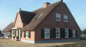 Nieuwbouw villa Ouderkerk