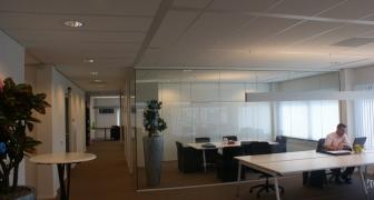 Kantoor herinrichting Rotterdam