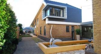 Villa Renovatie/Nieuwbouw Alphen ad Rijn met Niko Home Control,Alarm/camera-installatie